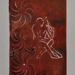 Anna Stark Kunst 703 - sold / verkauft