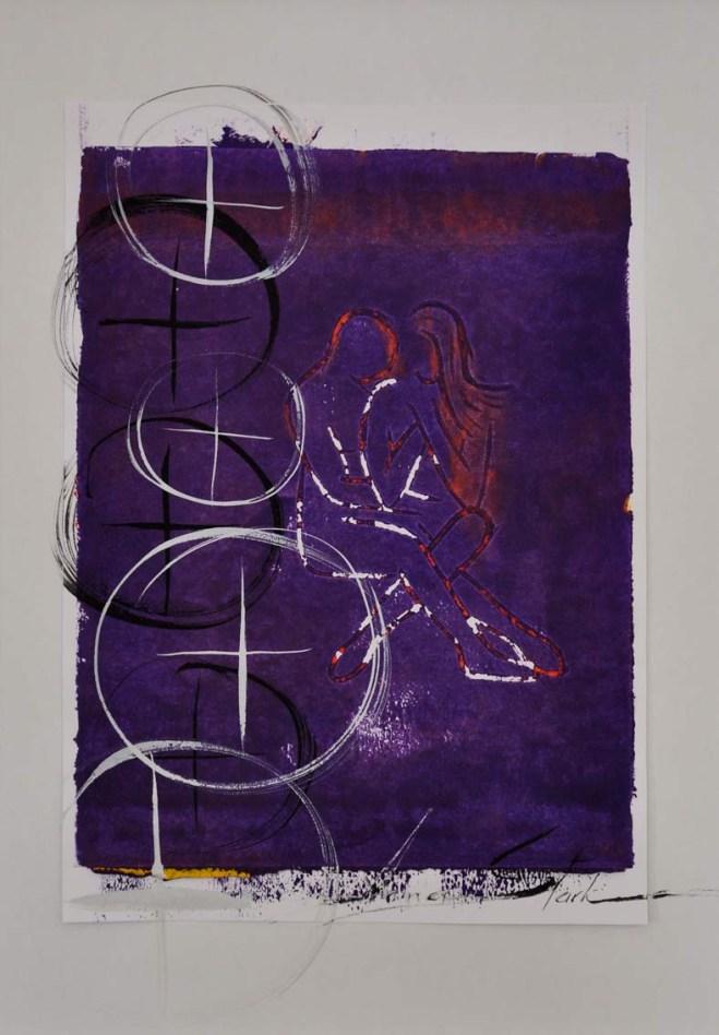Anna Stark Kunst 715 - sold / verkauft