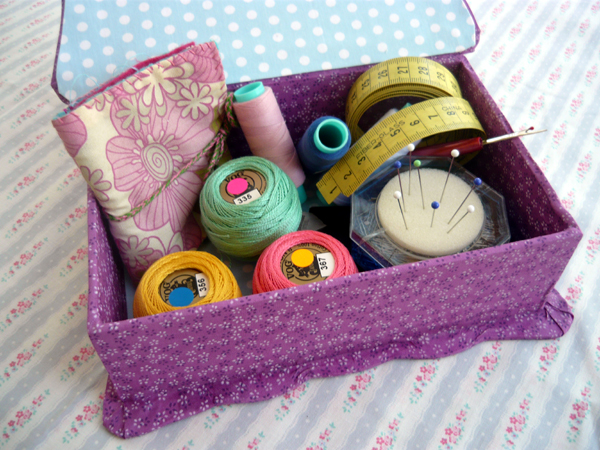 hand made sewing box 3