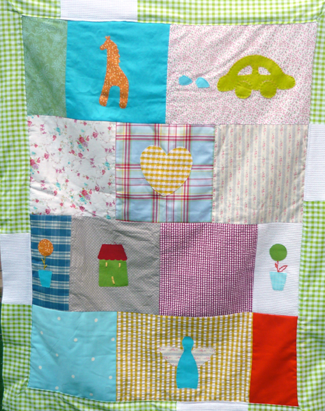 limor's baby bed cover
