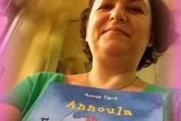 """Άννα Ταρλή: """"Ο παιδικός μου εαυτός  είχε πολλά να πει…"""""""