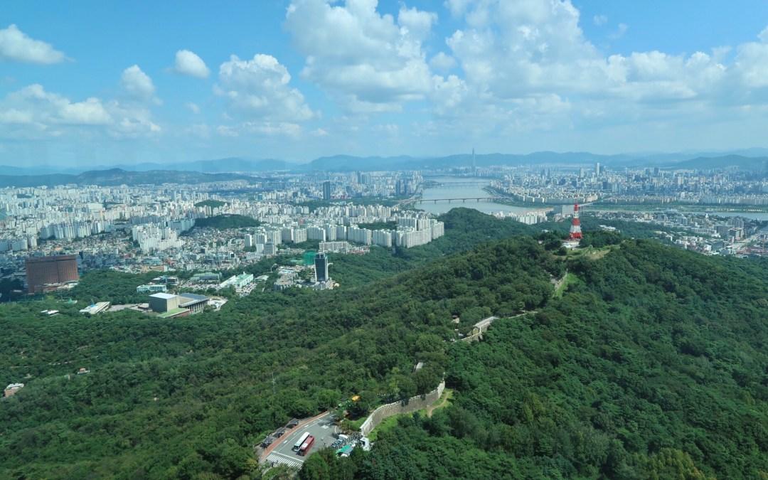 Seoul Day 2: N Tower, Gangnam, and Itaewon Drag Show