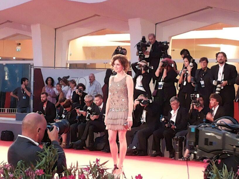 LOOK DA RED CARPET:  VENEZIA 70