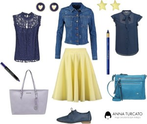 Anna-Turcato-Yellow-Skirt-Look