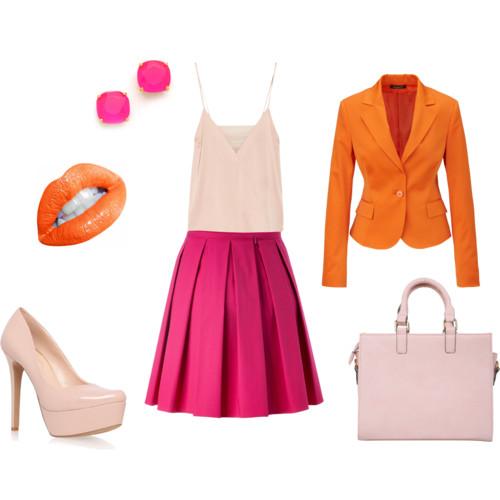 Arancione: come indossare e abbinare