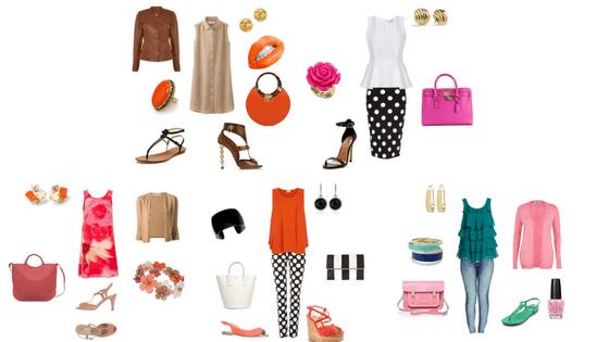 Come vestirti d'estate se hai un po' di pancia. Dieci look pensati per te.