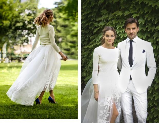 Vuoi un abito da sposa originale? Ispirati qui.