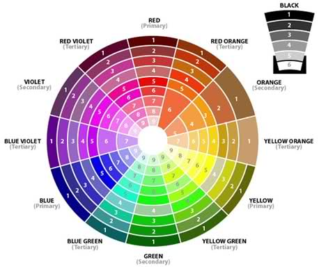ruota colori