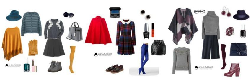 Come indossare e abbinare cappa, mantella e poncho