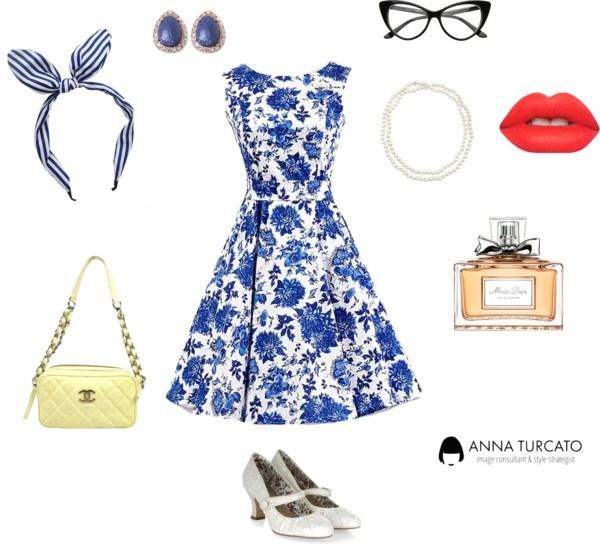 huge discount 5b3e5 d289a Come creare un look in stile vintage/rétro • Anna Turcato