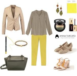 Spring office look by annaturcato featuring a safari blazer