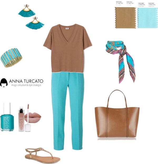 Spring/Summer Girl di annaturcato contenente tote handbags