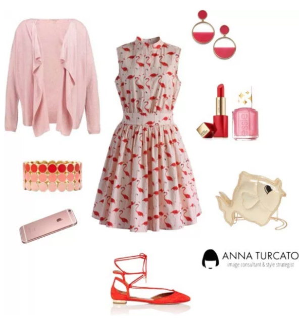 Romantic look by annaturcato featuring an estee lauder lipstick