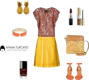 Autumn lady in Summer di annaturcato contenente special occasion shoes