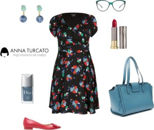 Shiny Lady by annaturcato featuring a shiny nail polish