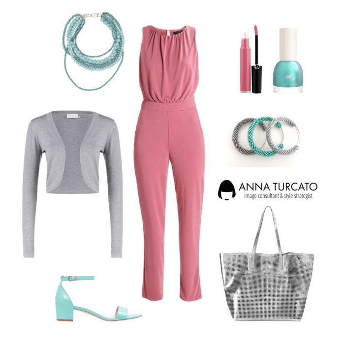 Glam Jumpsuit by annaturcato featuring a jump suit