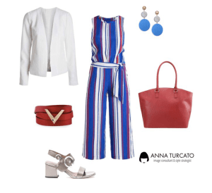 The Jumpsuit look by annaturcato featuring a leather wrap bracelet
