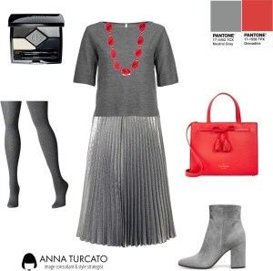 Anna Trucato Grenadine + Neutral Gray by annaturcato featuring a palette eyeshadow