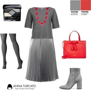 Anna Trucato Grenadine + Neutral Gray by annaturcato featuring a palette eyeshadow