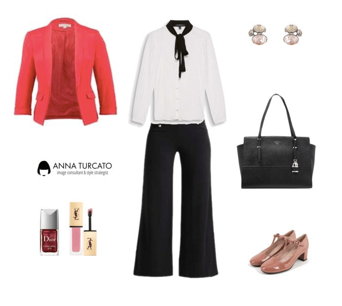 Chic formal look di annaturcato contenente satchel purses