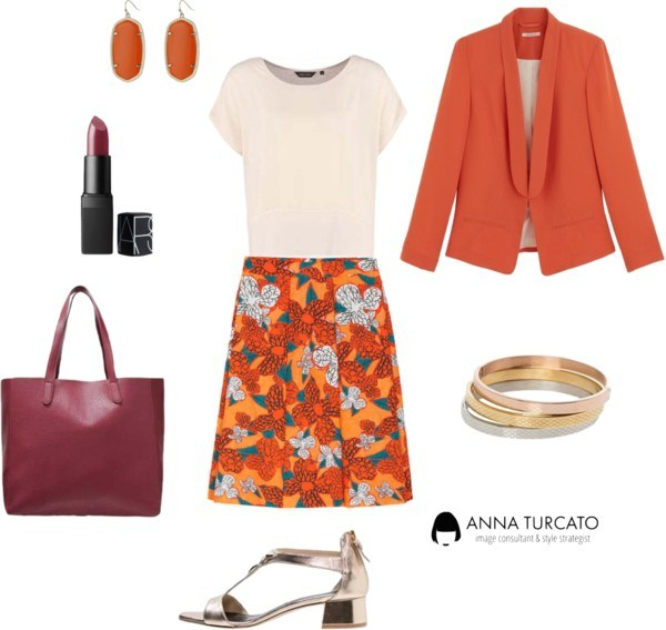Anna-Turcato-Orange-Jacket