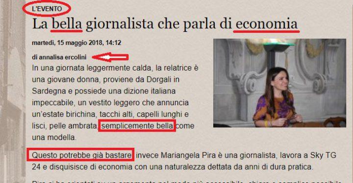 374e933827c7 La scorsa settimana ha fatto molto discutere questo articolo riportato sui  social network da Michela Murgia