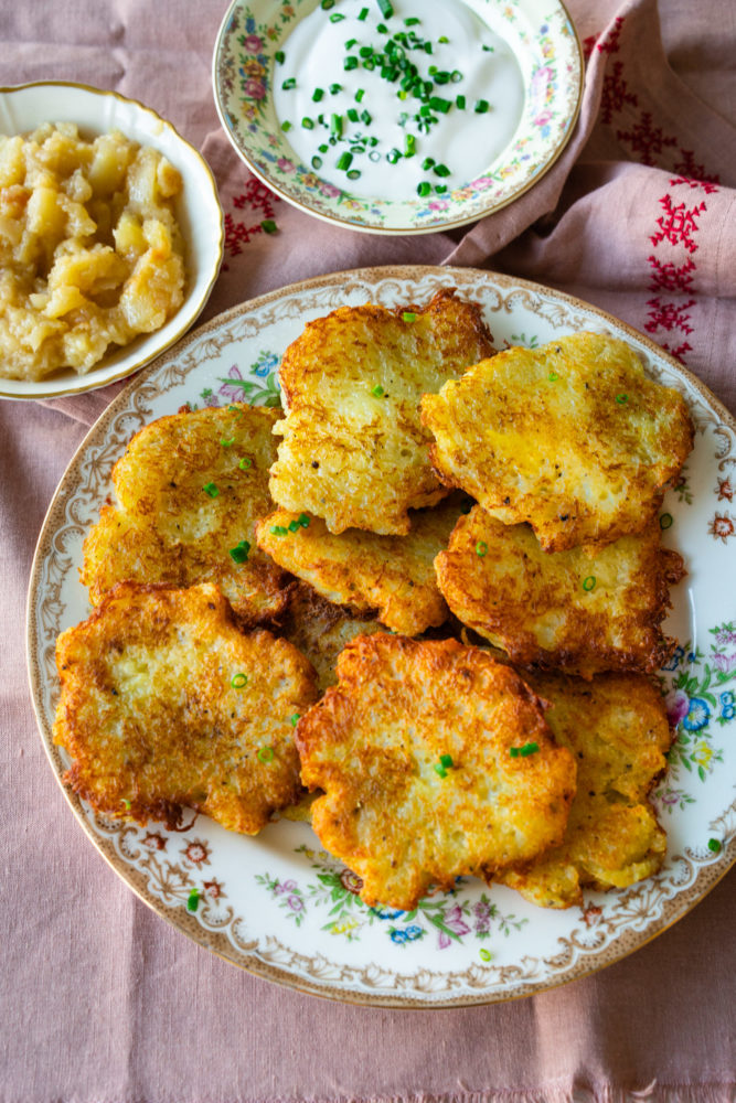 The best Latke