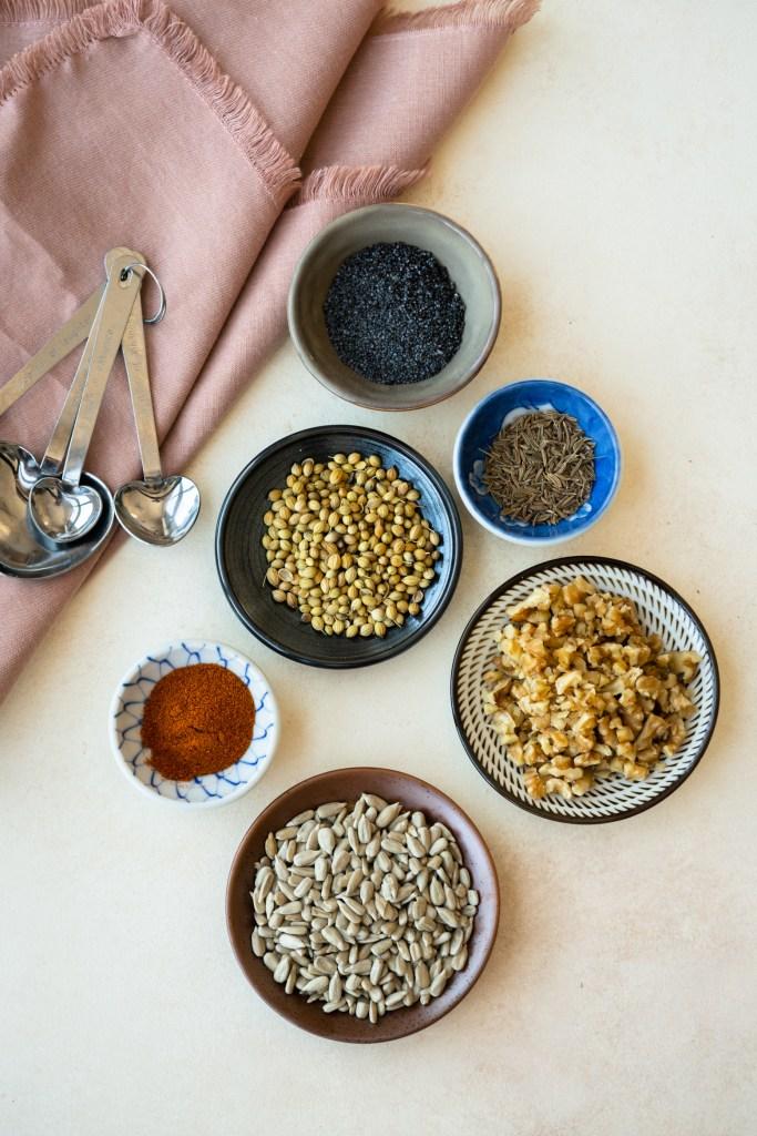 Dukkah Spices