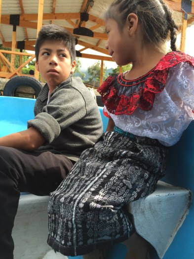 Mayan kids are ADORABLE