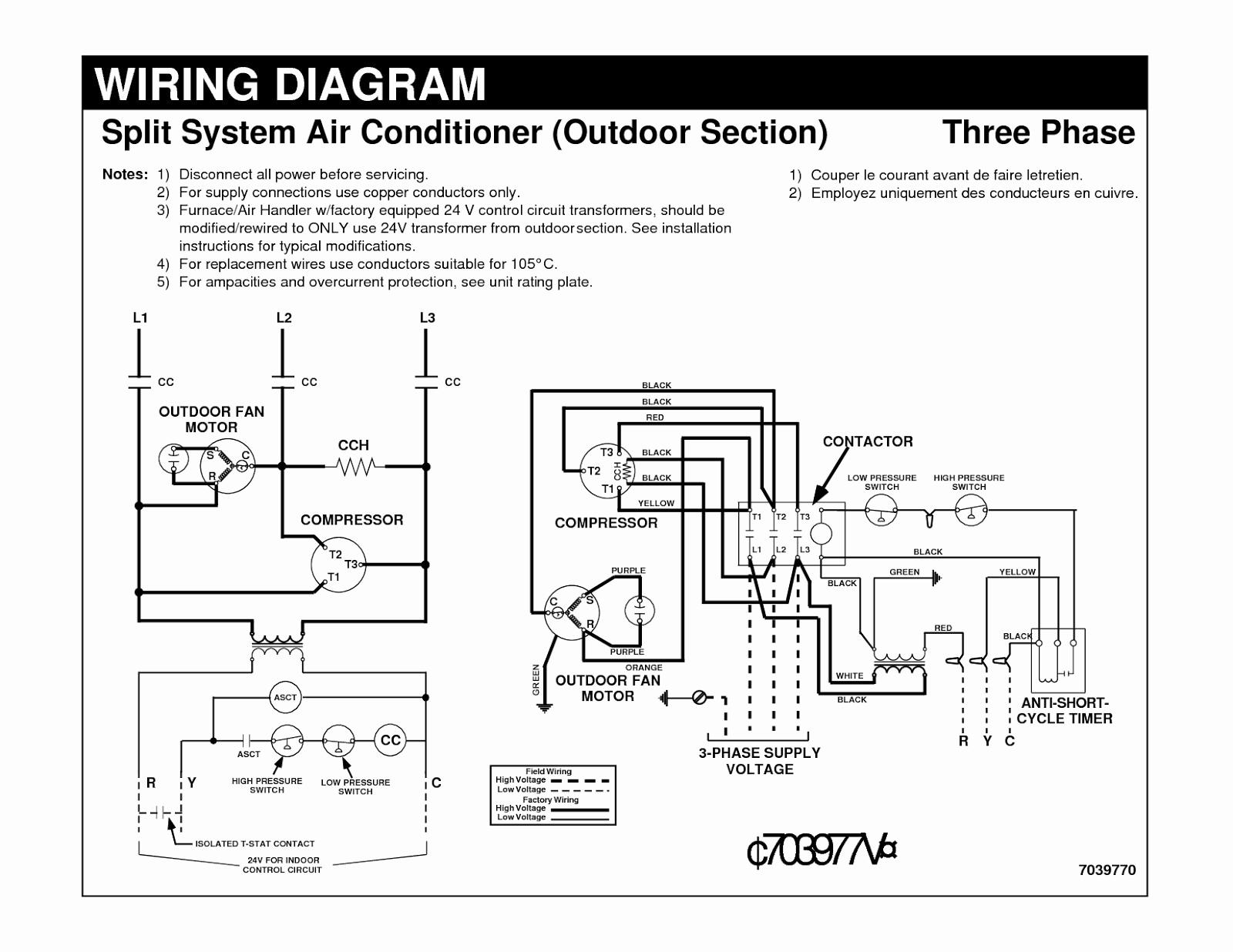 Hvac Wiring Diagram
