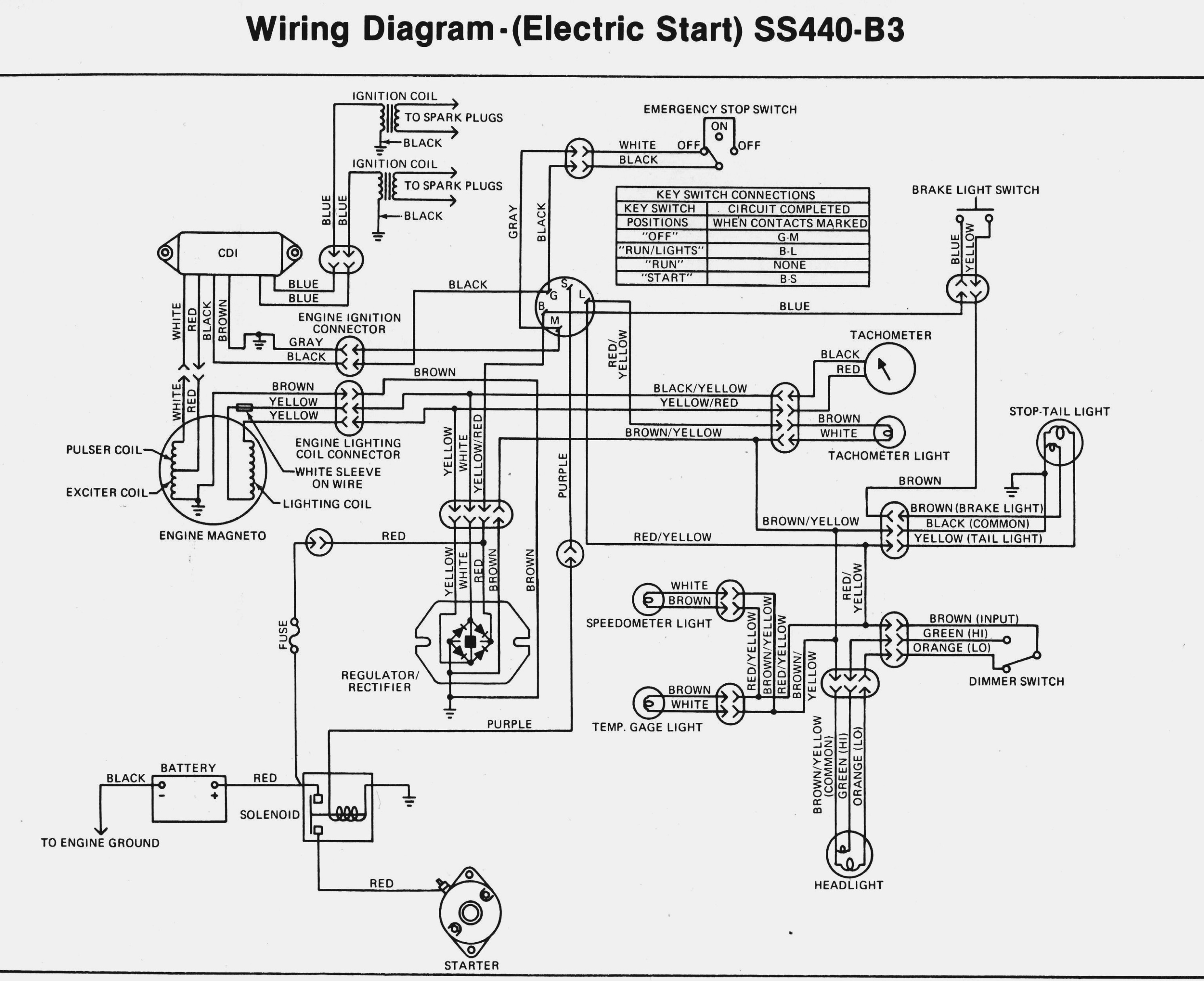 Honda Gx340 Starter Solenoid Wiring Diagram Collection