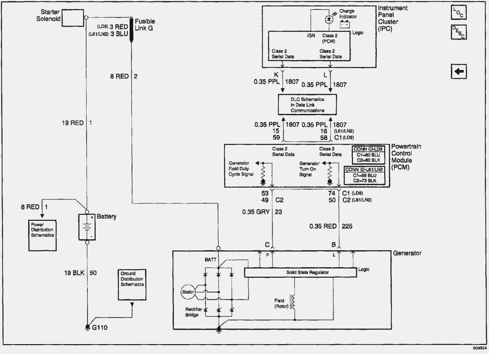 Powermaster Alternator Wiring Diagram
