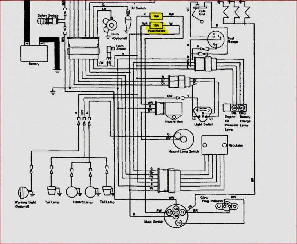 Kubota Glow Plug Wiring Diagram Wiring Diagram