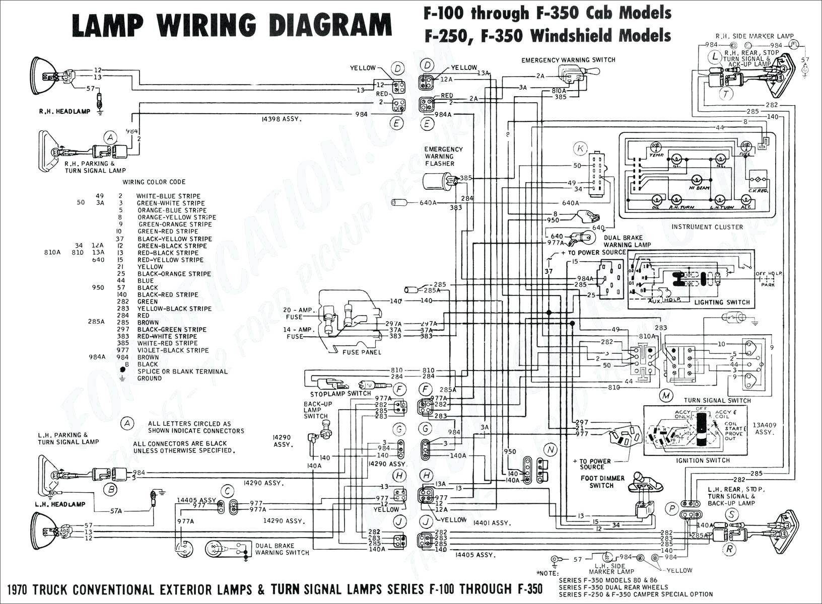 How To Wire Trailer Lights 4 Way Diagram Beautiful Boat