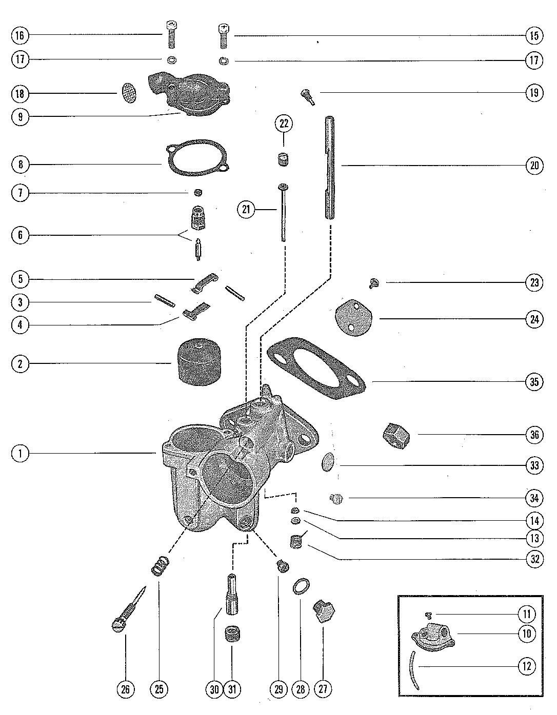 Mercury Outboard Rectifier Wiring Diagram