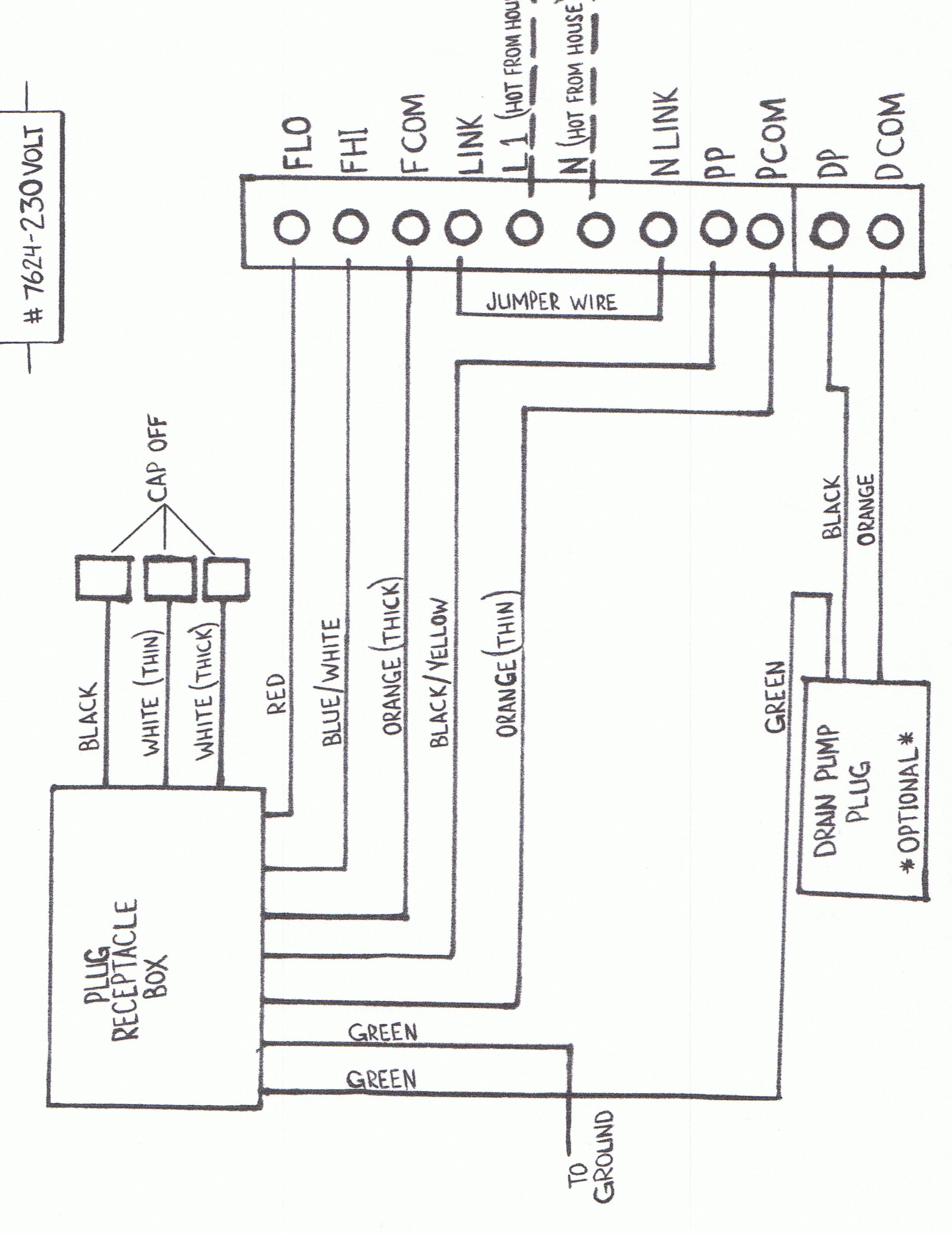 Evaporative Cooler Switch Wiring Diagram