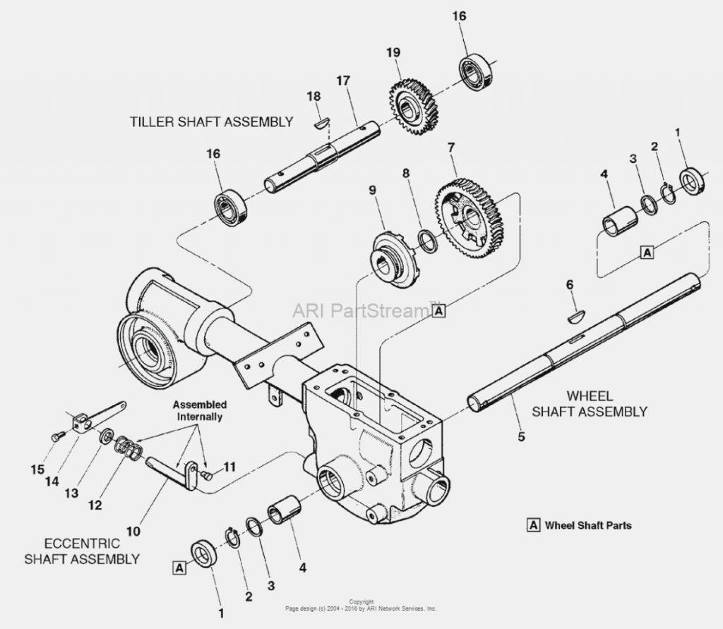 Tiller Wiring Diagram Wiring Diagram