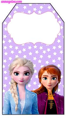 senaladores de Frozen