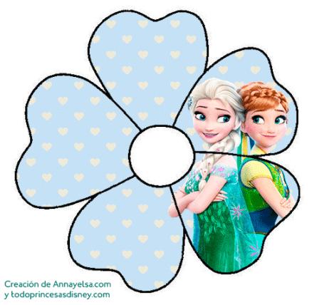 Cumpleanos Frozen imprimibles gratis