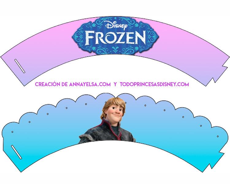 Imprimibles Frozen