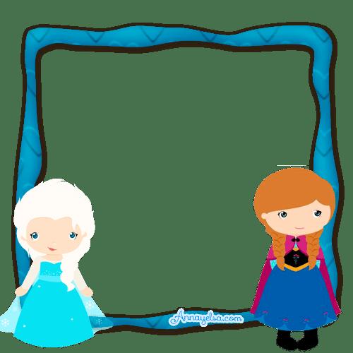 Marco de Frozen 2