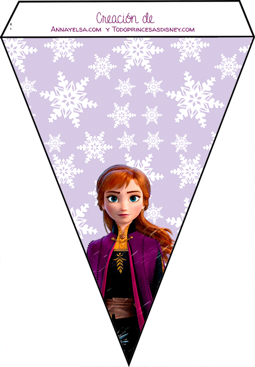 Anna Frozen Printables free download