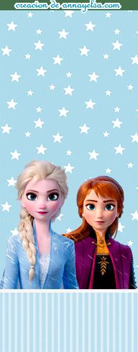 Elsa & Anna Frozen II