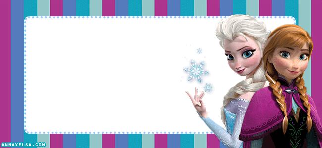Kits Imprimibles de Frozen Descarga gratis