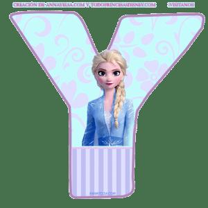 Frozen imprimibles