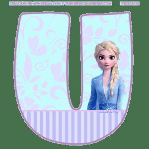 Letras de Elsa Frozen