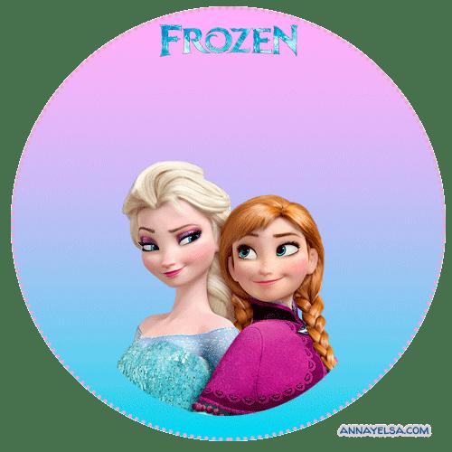 Frozen Stickers free