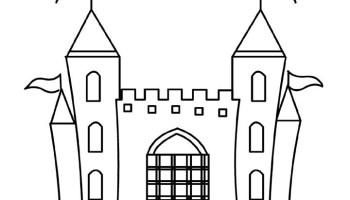 Castillo De Princesas Para Imprimir Y Armar Tu Sitio De Frozen