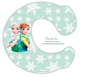 Frozen 2 Fever Alphabet Free download
