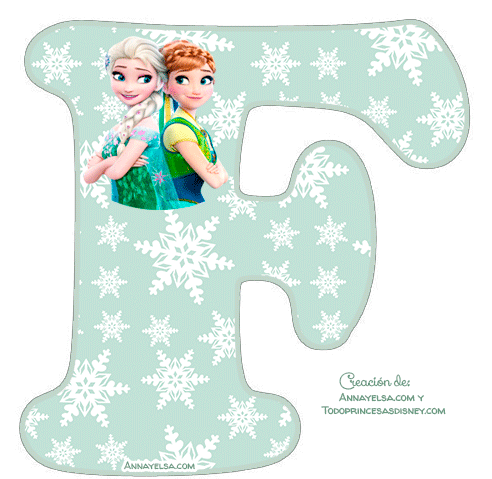 Frozen 2 Fever Alphabet Free download